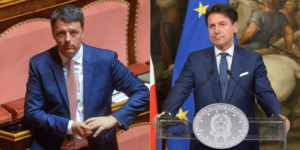 Fermi tutti: forse in Senato Conte si prenderà voti 'renziani' senza Renzi