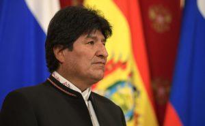 Ricoverato per Covid l'ex presidente della Bolivia Morales