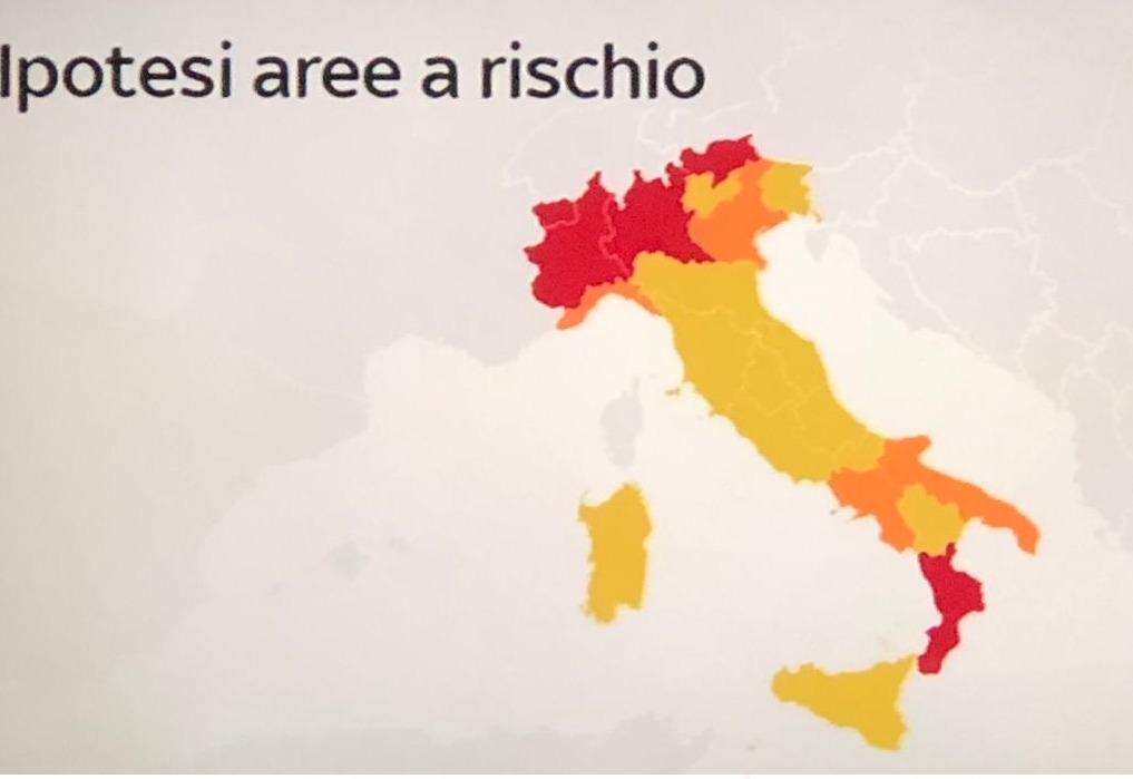 ipotesi regioni