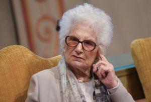 """Segre: """"Parole Salvini sui senatori a vita? Lo ringrazio, ho 90 anni"""""""