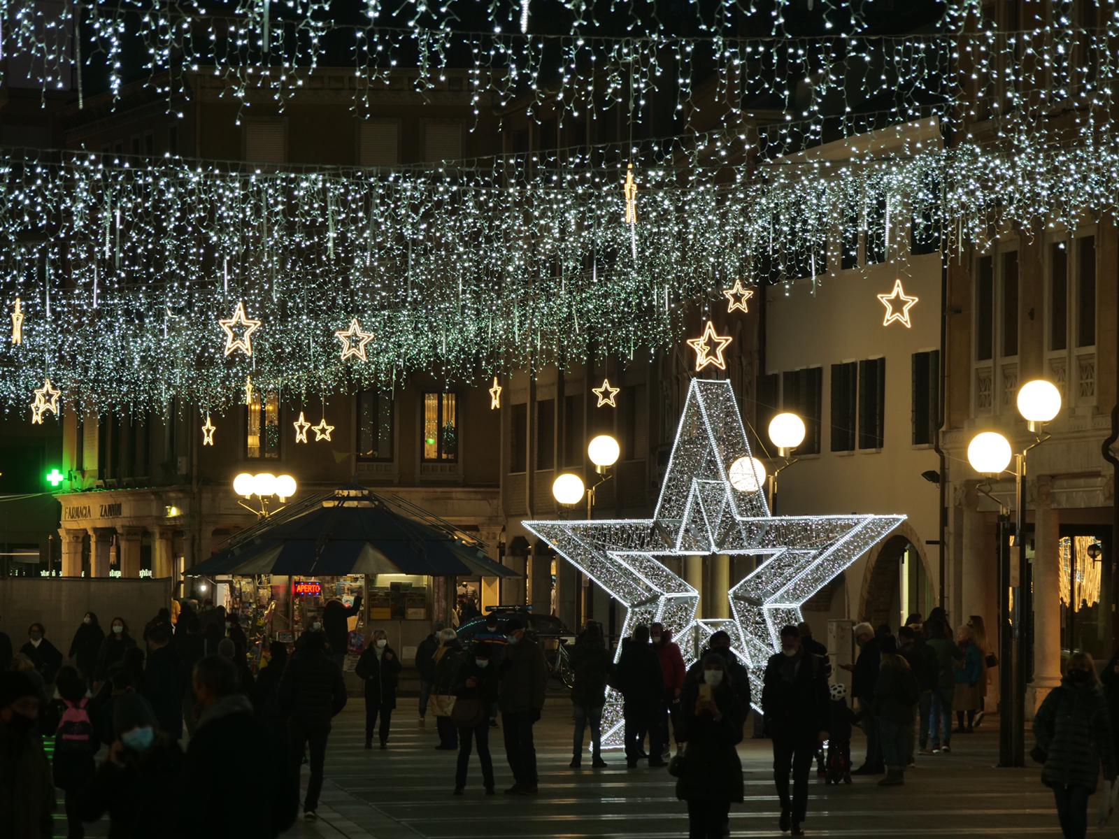 luci natale a venezia