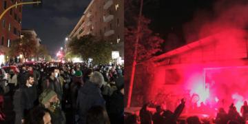 """Sgombero Cinema Palazzo, la rabbia della polizia: """"Violenze contro di noi fomentate da certi politici"""""""