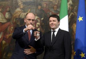 Renzi sommerso dai social    il tweet al veleno di Enrico Letta…
