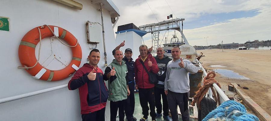 pescatori mazzara