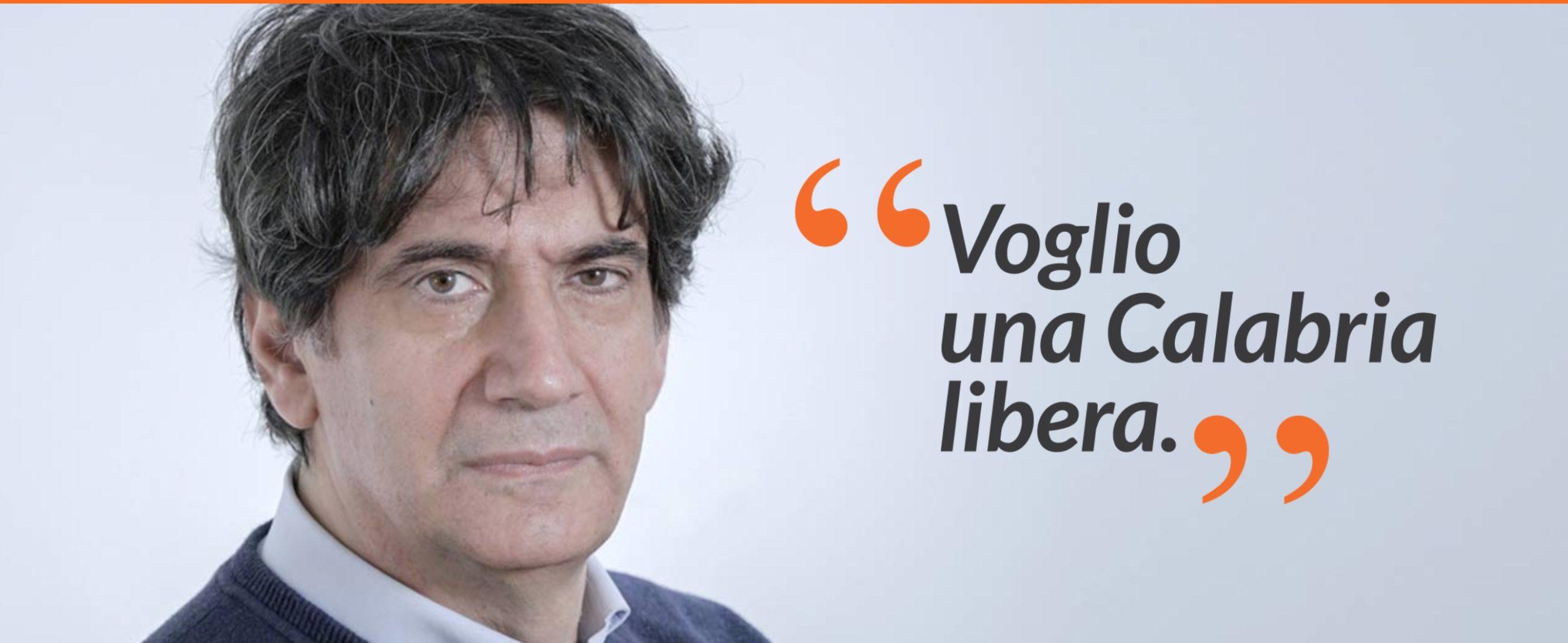Carlo Tansi_regionali calabria