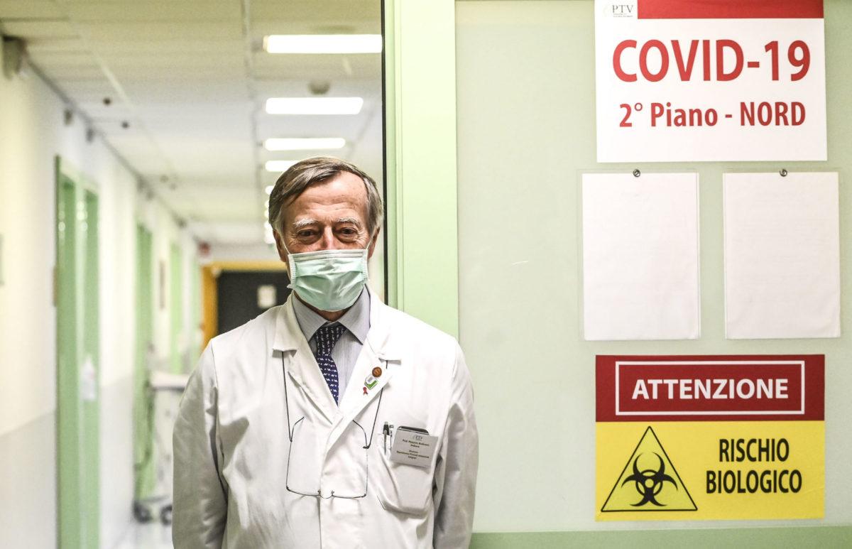 ANDREONI coronavirus medici ospedali