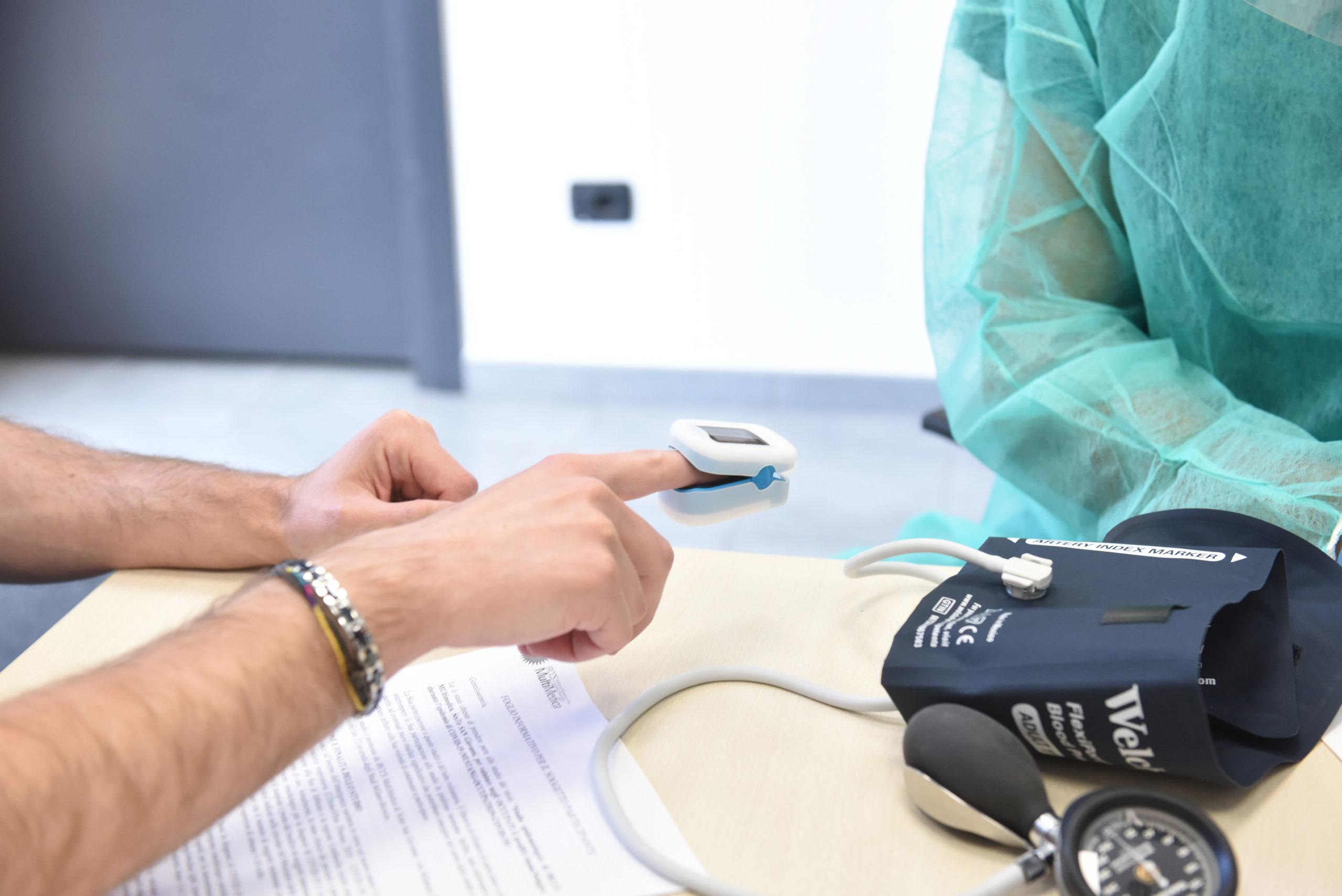 coronavirus test sierologico
