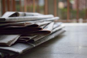 Le prime pagine dei quotidiani di Lunedì 25 Gennaio 2021