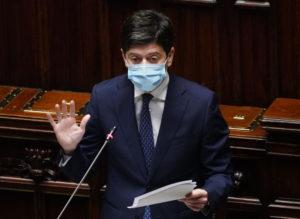 """Covid, Speranza: """"Stato entra con capitale pubblico nel vaccino italiano Reithera"""""""