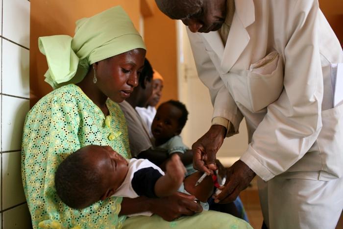 vaccini africa