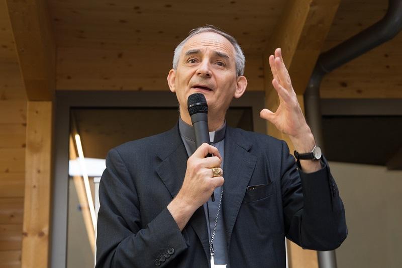 Arcivescovo matteo zuppi