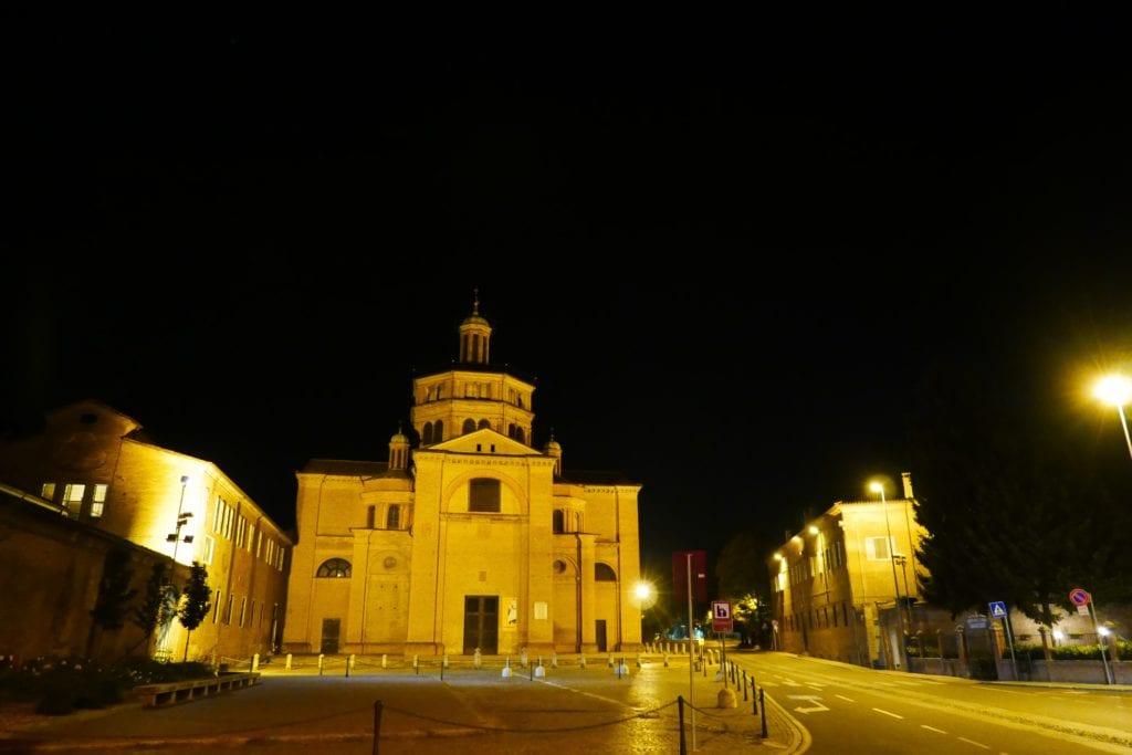 Basilica di Santa Maria in Campagna (PC), foto Pagani archivio immagini Comune di Piacenza