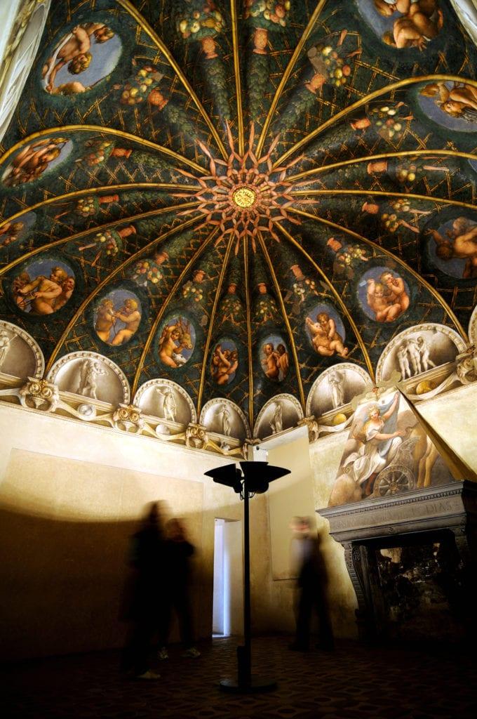 Camera San Paolo Parma