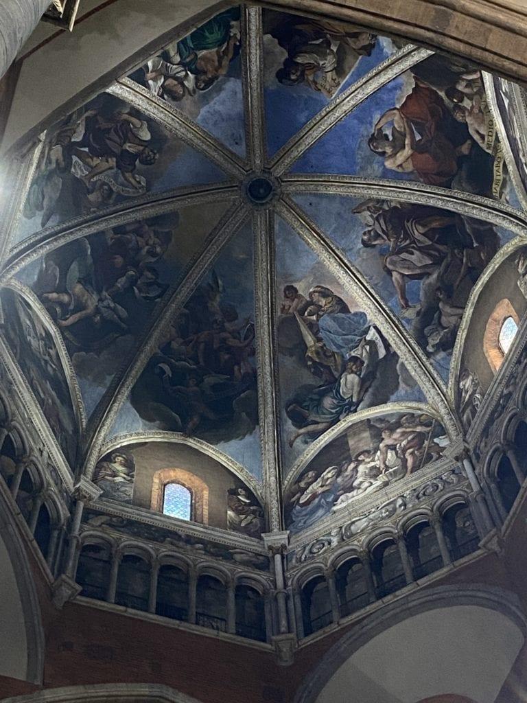 Cattedrale di Piacenza, Cupola del Guercino