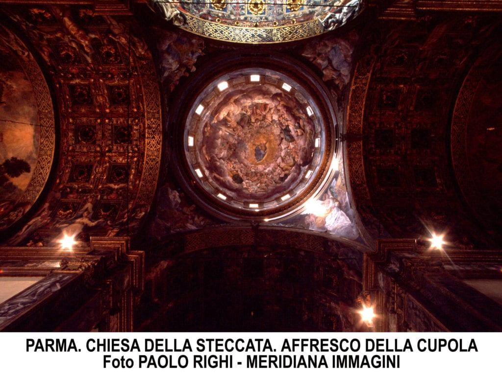 Chiesa della Steccata a Parma, foto di di Paolo Righi, credit Visit Emilia (1)