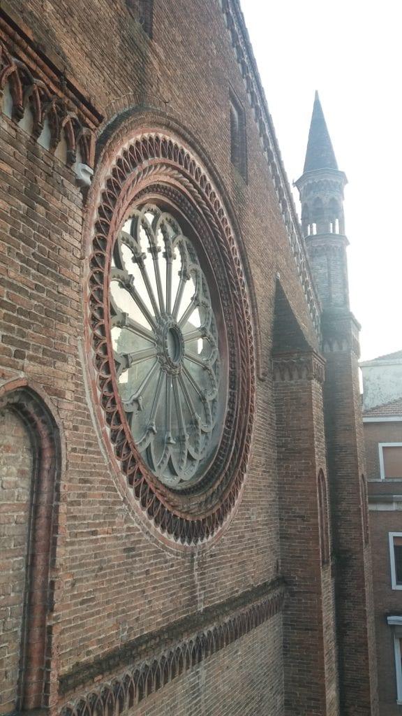 Chiesa di San Francesco a Piacenza, credit Visit Emilia