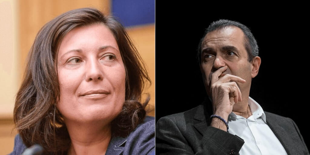 Valeria Ciarambino_Luigi de magistris (1)
