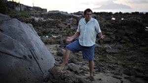Alle Seychelles caccia al tesoro del pirata La Buse