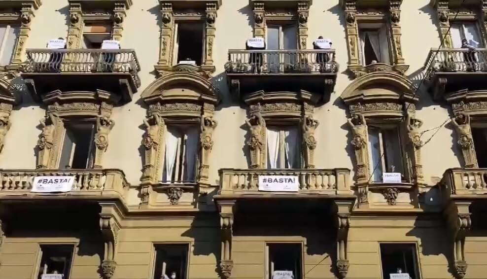 Torino flash mob ascom