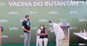 Brazil releases Covid 19 vaccines and starts vaccination plan