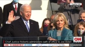 Usa, Biden chiude la 'guerra incivile' e celebra Kamala Harris