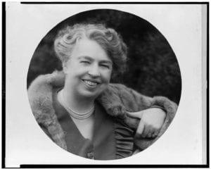 Eleanor Roosevelt, la first lady attivista