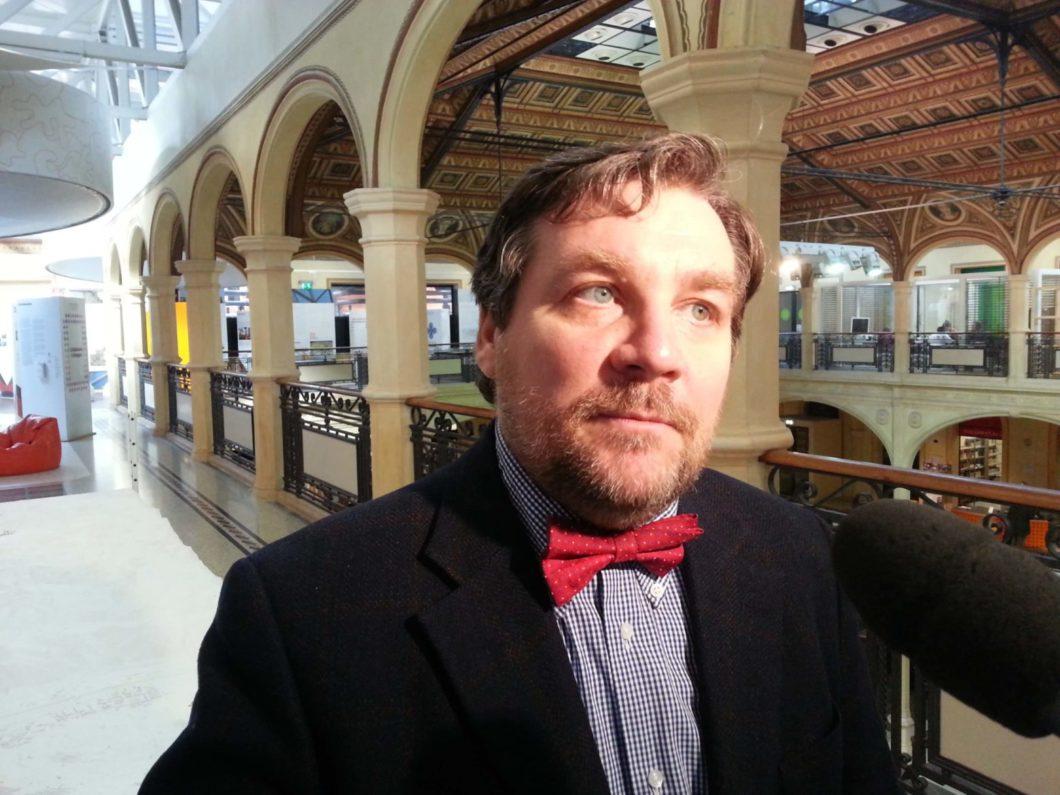 climatologo Luca Mercalli