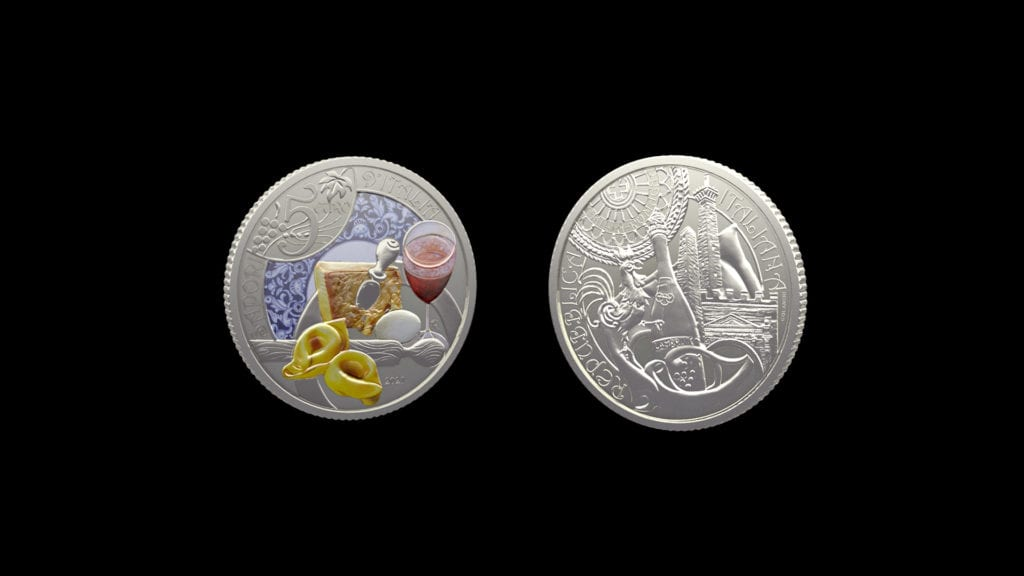 monete celebrative emilia-romagna