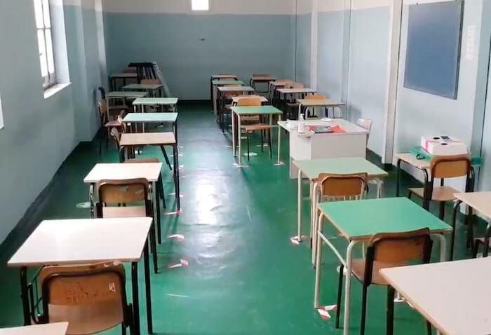 scuola napoli
