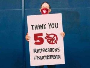 """Trattato per proibizione armi nucleari entra in vigore, """"87% italiani vuole disarmo"""""""