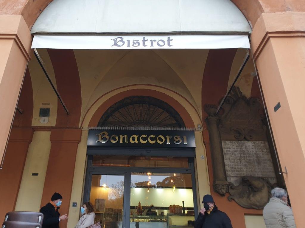 bistrot Bonaccorsi bologna