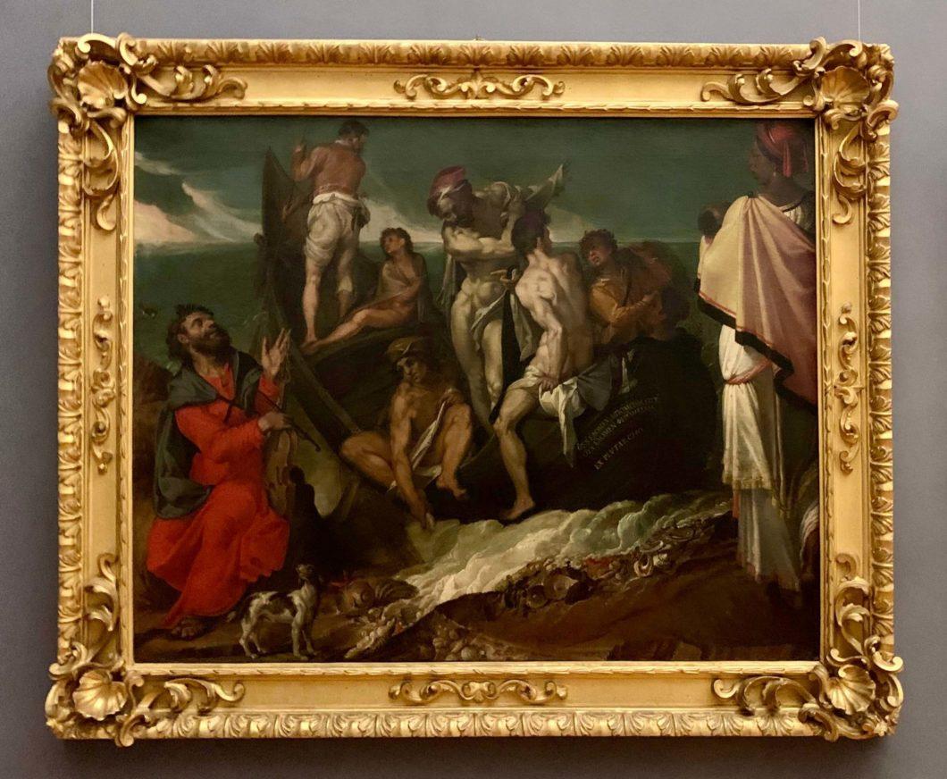 Bartolomeo Passerotti, L'enigma di Omero