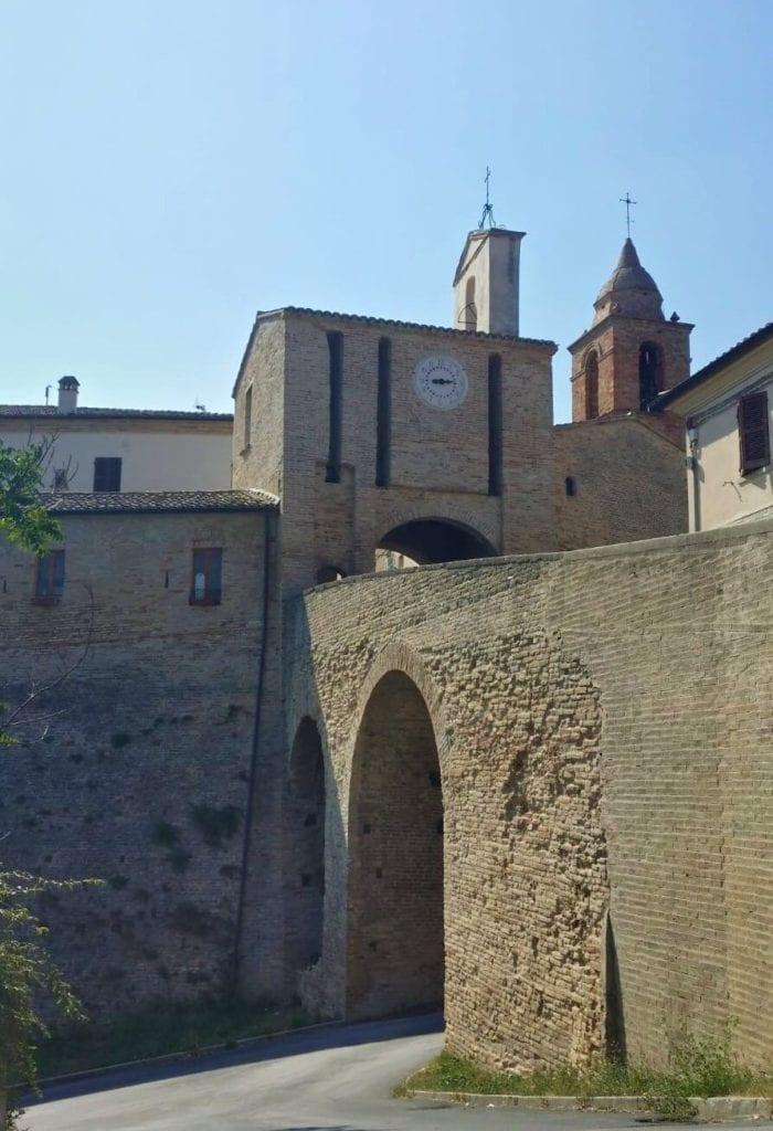 Chiesa di San Francesco a Candelara, Pesaro (1)