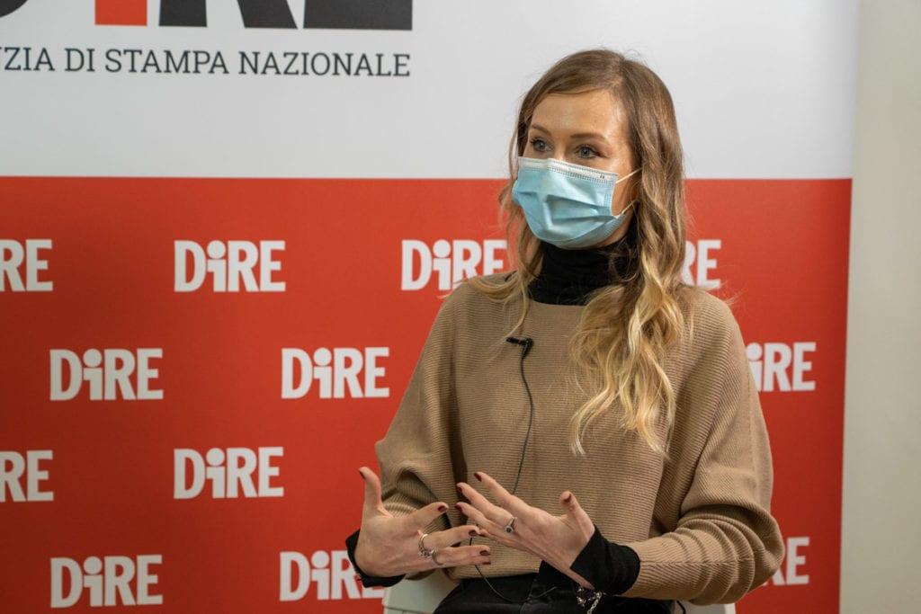 Francesca ferilli direttrice di Bos