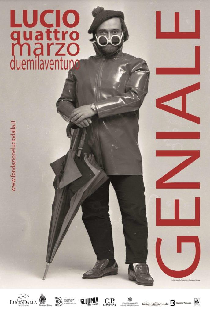 Lucio Dalla geniale