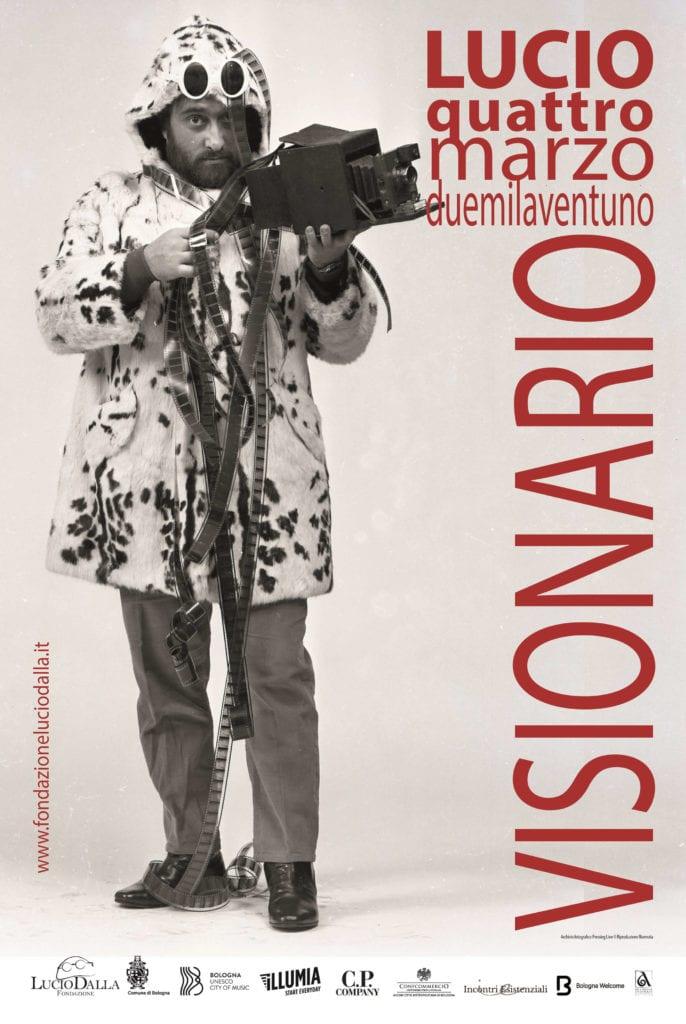 Lucio Dalla visionario