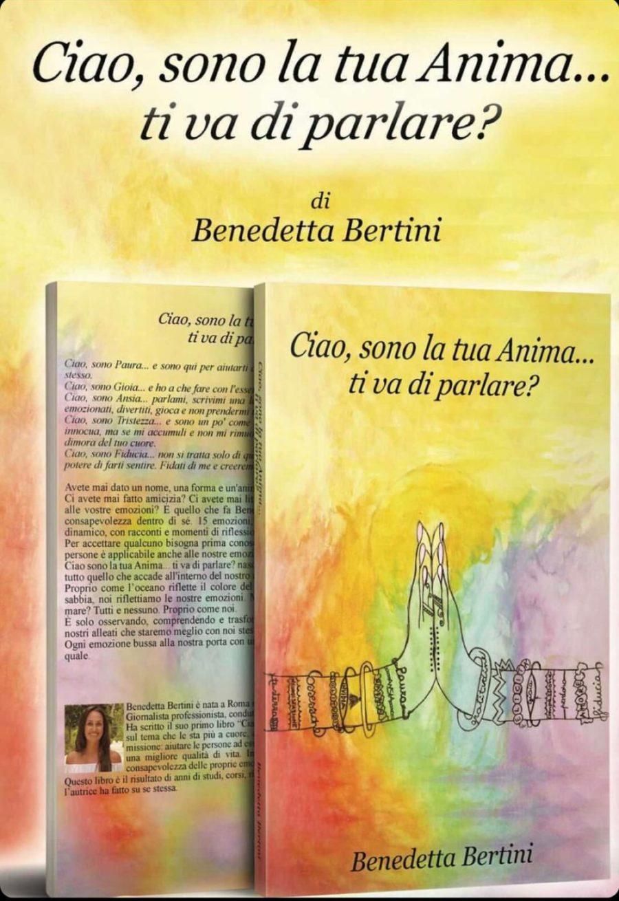 libro benedetta bertini