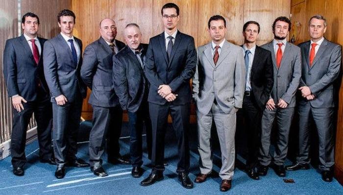 Prosecutors of Operation Lava Jato in Paraná (1)