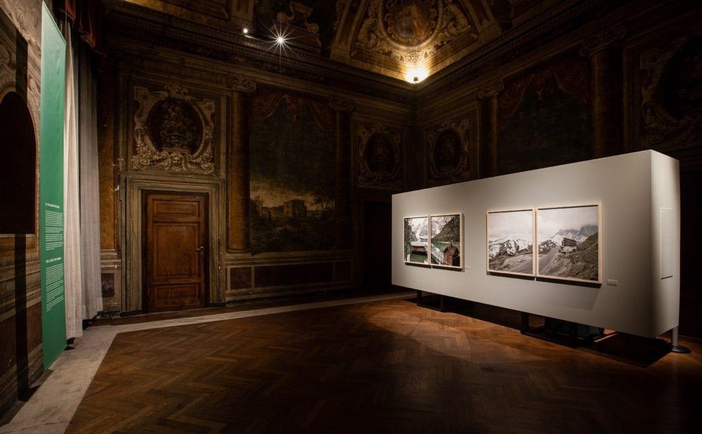 Palazzo Barberini, è tutta una questione di occhi seduttivi