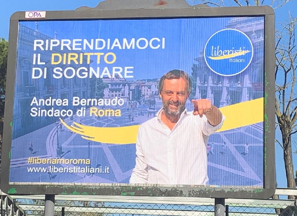 manifesti bernaudo roma