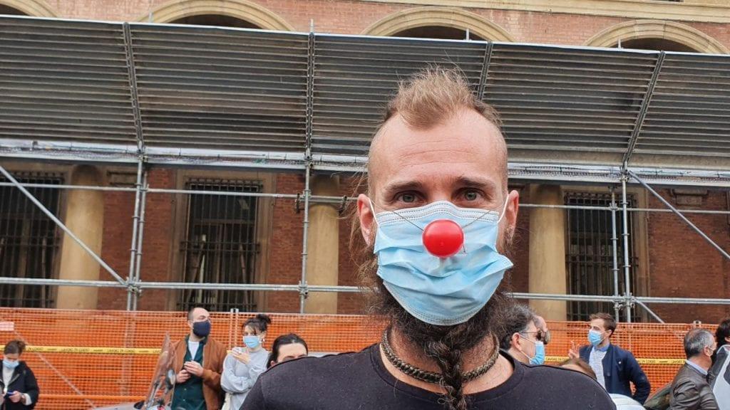 operatori culturali manifestazione bologna