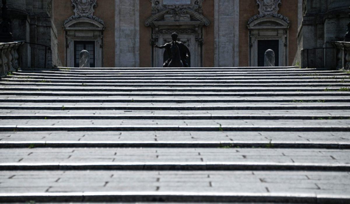 scalinata campidoglio