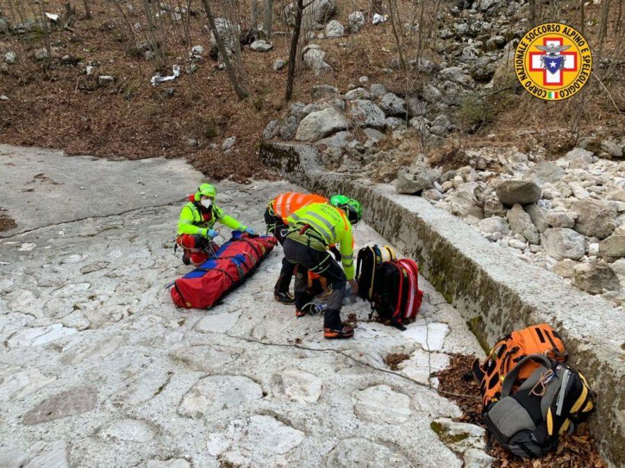 soccorso alpino friuli venezia giulia