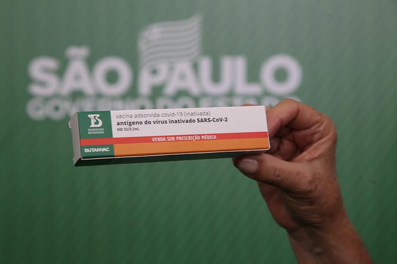 Butanvac vaccino brasiliano butantan