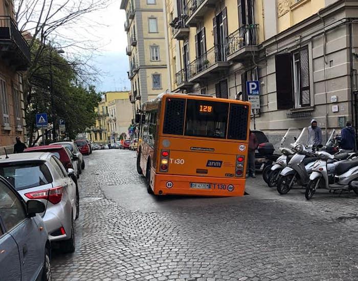 Autobus buca_napoli