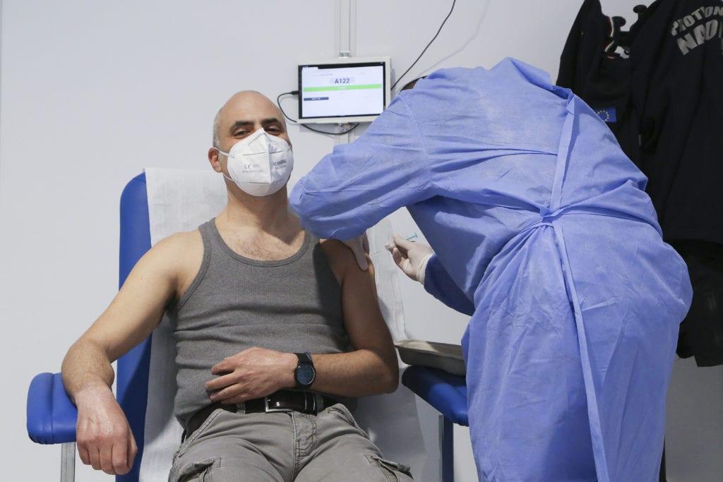 curcio vaccino