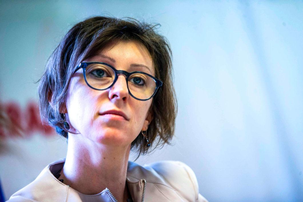 segretaria del Pd milanese, Silvia Roggiani