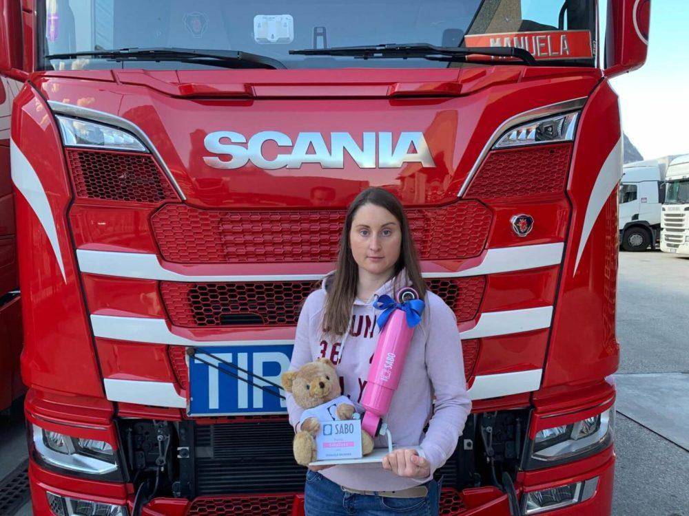 Manuela Brunner Sabo Rosa 2021