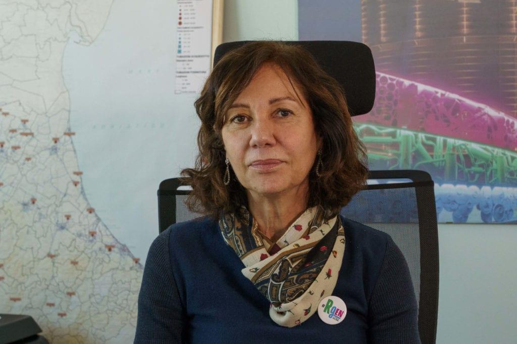 Susanna Zucchelli direttore Acqua di Hera