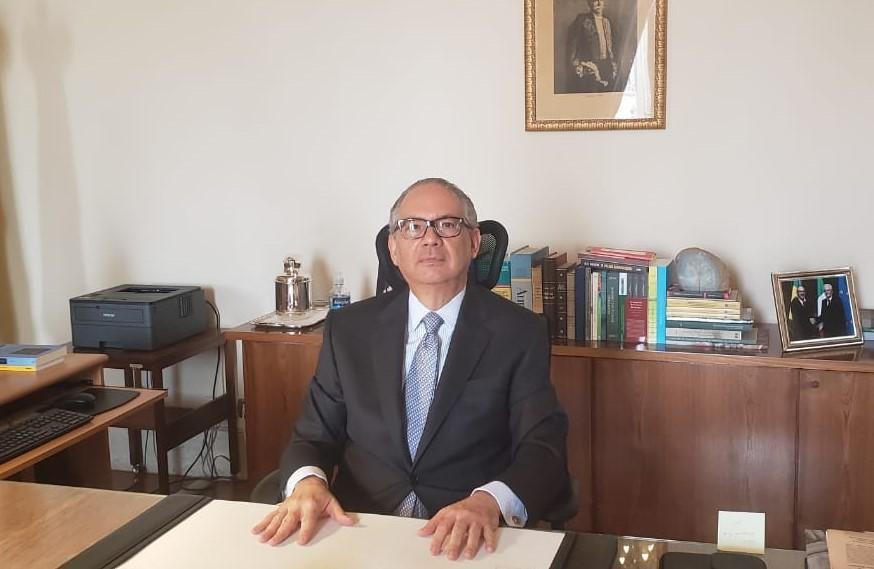 ambasciatore brasile Helio Ramos Vitor Filho